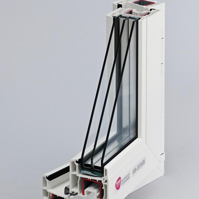 Пластиковые окна Рехау Сиб Дизайн