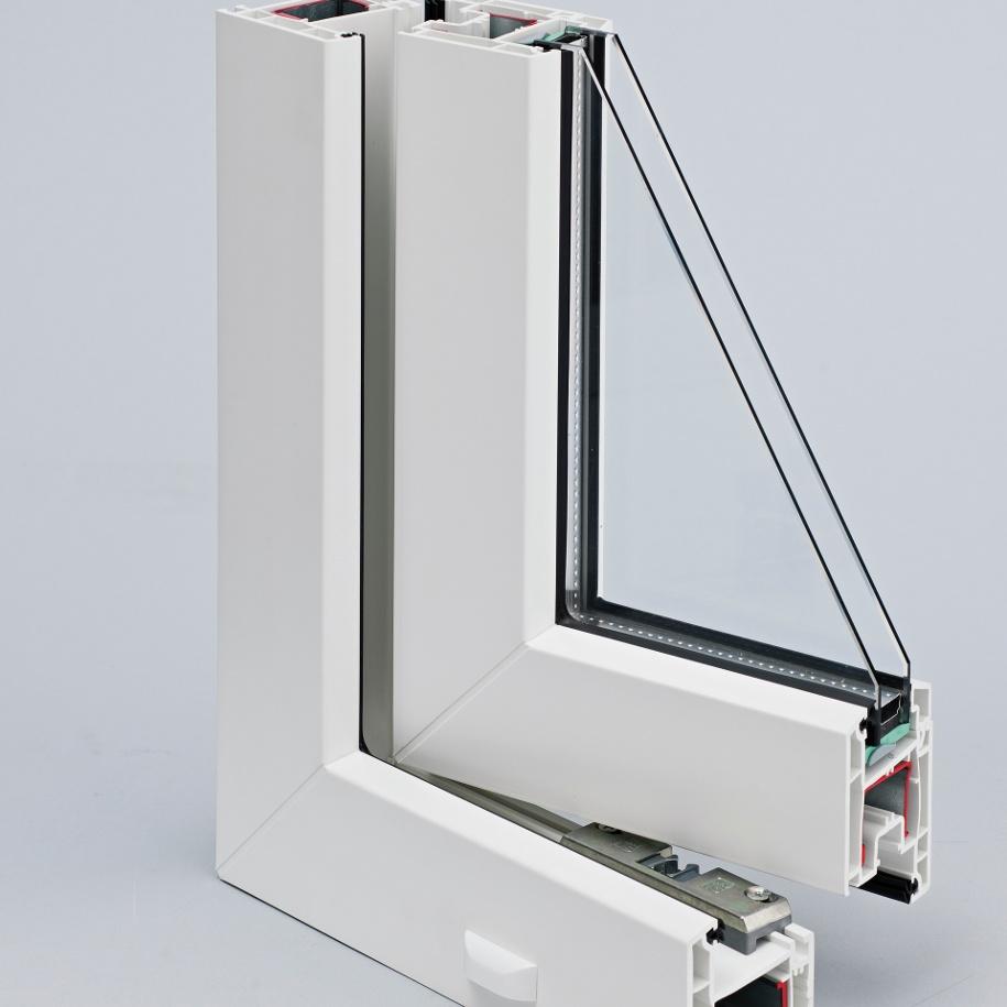 Пластиковые окна Рехау Блиц Дизайн